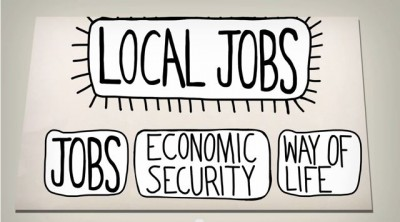 Local Jobs, Economic Security and a Better Way of Life for Western Victoria