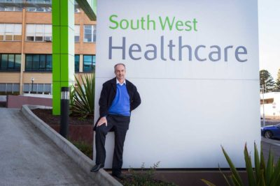 Purcell secures $7.5 million for South West Healthcare.