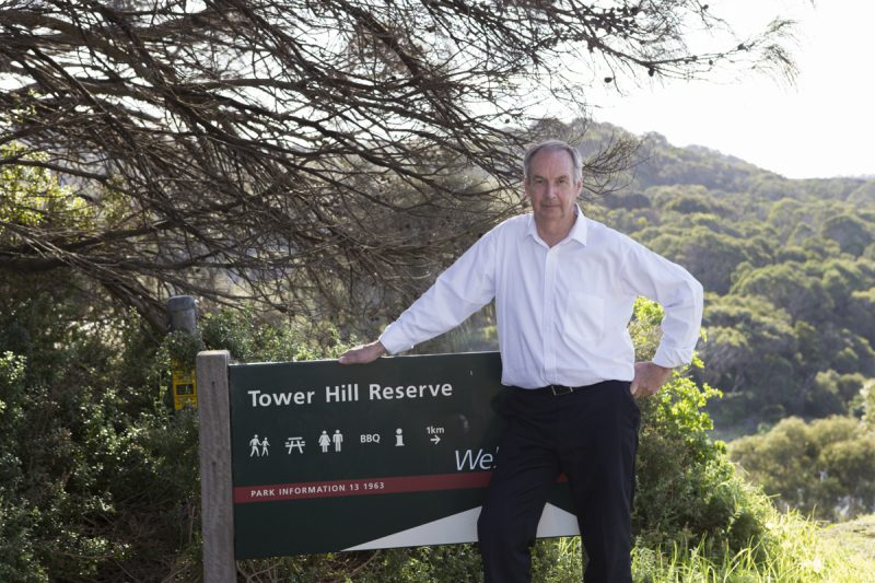 James Purcell secures $400,000 for Tower Hill development